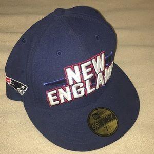 New Era New England Patriots Hat